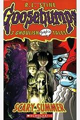 Scary Summer (Goosebumps Graphix - 3) Paperback