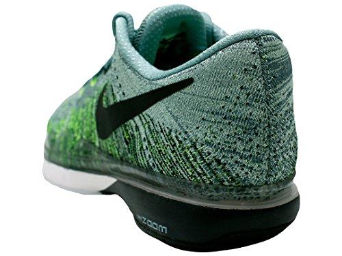 Nike Men's 885725-001 Tennis Shoes Multicoloured (Cannon / Black - Electric Green - Enamel Green) FXf2KIyJ90
