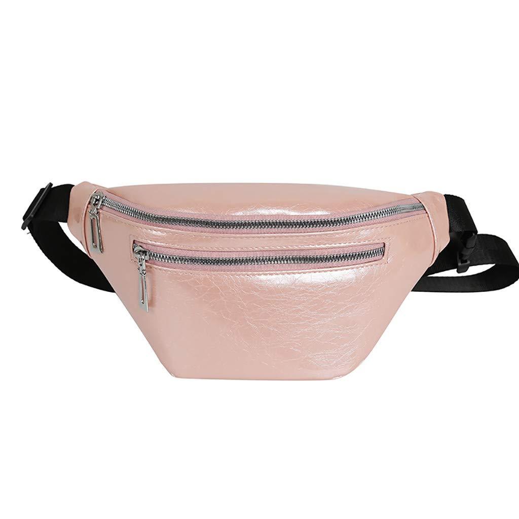 Blue and Yellow Adjustable Waist Strap Fanny Pack Sling Bag  Fesitval Bag  Bum Bag  Belt Bag