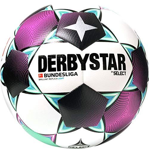 Derbystar Bundesliga Brillant Replica Light – Fútbol. Unisex niños