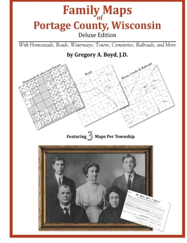 (Family Maps of Portage County, Wisconsin)
