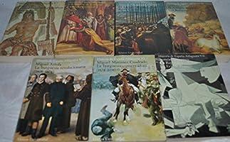 HISTORIA DE ESPAÑA ALFAGUARA. 7 Volúmenes Obra completa: Amazon.es ...
