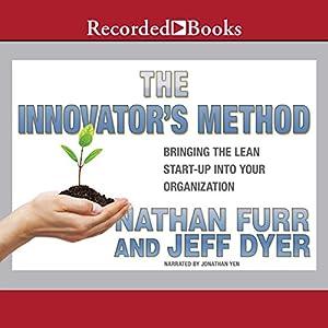The Innovator's Method Audiobook