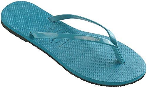 Thong Havaianas Blue Traditional Sandals Women's You BU6Awxqnax