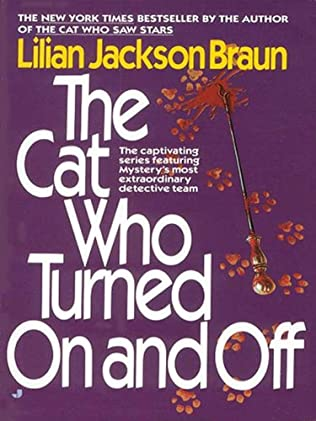 book cover of The Cat Who Turned on and Off