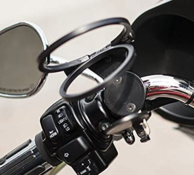 MOTORCYCLE UNIVERSAL DRINK HOLDER SWITCH MOUNT- The Drink Thing - Made in the USA
