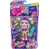 Shopkins–hpp083Party Doll–Rainbow Cake