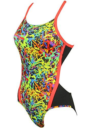 Aqua Sphere Womens Coral traje de baño