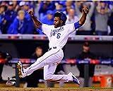 "Lorenzo Cain Kansas City Royals 2014 World Series Photo (Size: 8"" x 10"")"