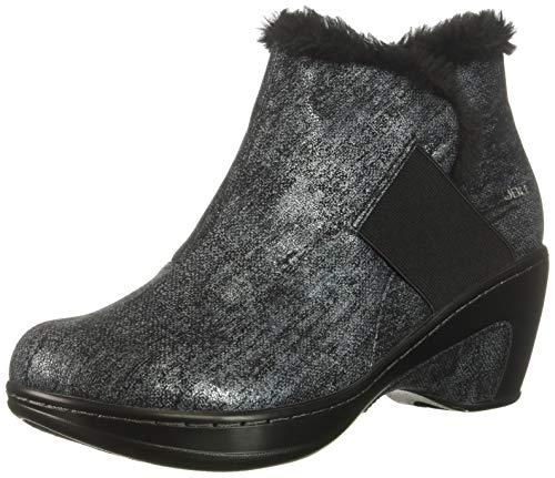 JBU by Jambu Women's Mila Ankle Boot, Starry Night, 9 Medium US