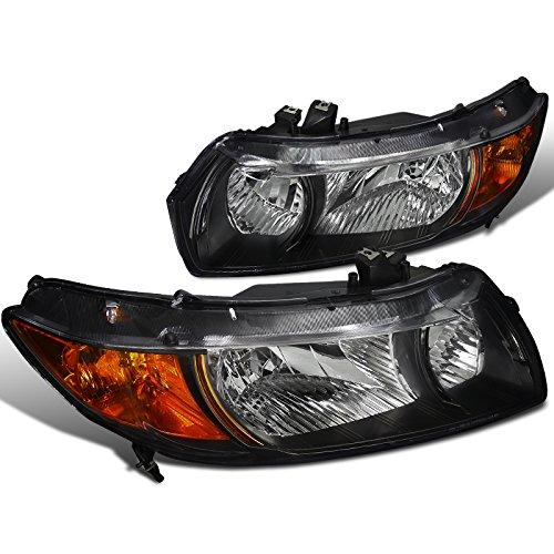 08 civic coupe headlights - 1