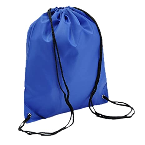 Image Unavailable. Image not available for. Color  TOOGOO(R) School  Drawstring Book Bag Sport Gym Swim PE Dance Shoe Backpack- f6f7ef18e7e75