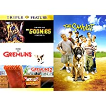 The Goonies The SANDLOT Gremlins DVD Collection | Gremlins 2 Family 4 Movie Fun Set