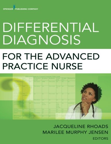 Differential Diagnosis F/Adv.Prac.Nurse