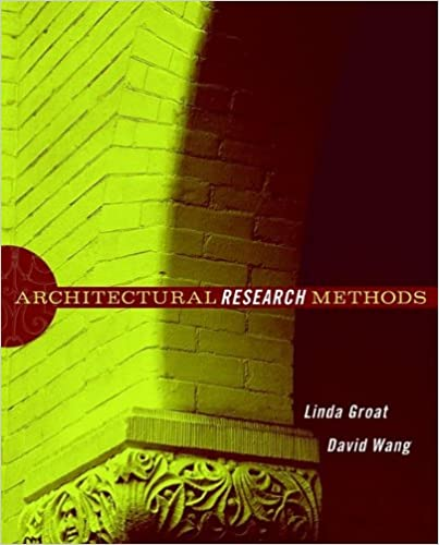 Architectural Research Methods Linda Groat Pdf