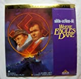 Where Eagles Dare Laserdisc