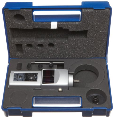 Shimpo DT-107A Handheld Tachometer with 6