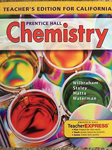 CHEMISTRY-CALIFORNIA >TEACHERS