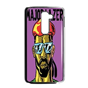 Printed Phone Case Major Lazer For LG G2 Q5A2112056