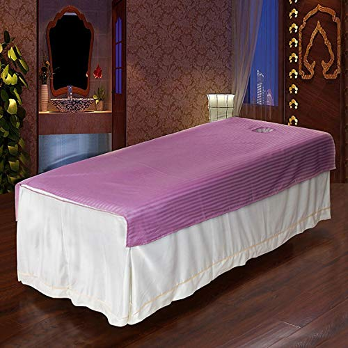 AllRight Massage Table Couch Cover Bed Table Elastic Cover with Face Hole...