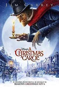 Amazon.com: Disney's A Christmas Carol: Jim Carrey, Steve Valentine, Daryl Sabara, Robert ...