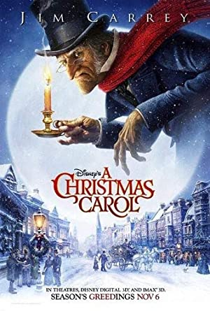 Christmas Carol.Amazon Com Disney S A Christmas Carol Jim Carrey Steve