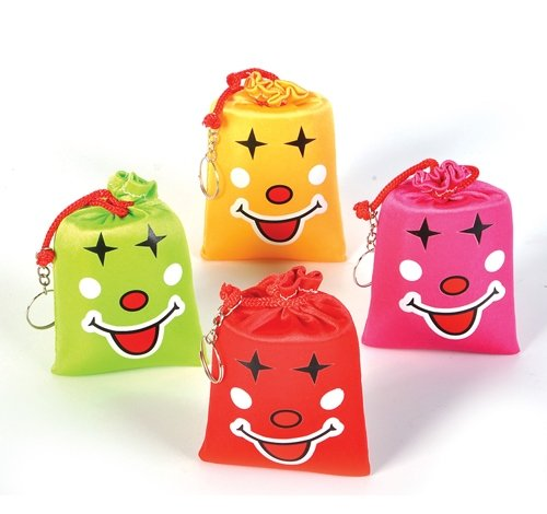 3.5'' LAUGHING BAG, Case of 144 by DollarItemDirect