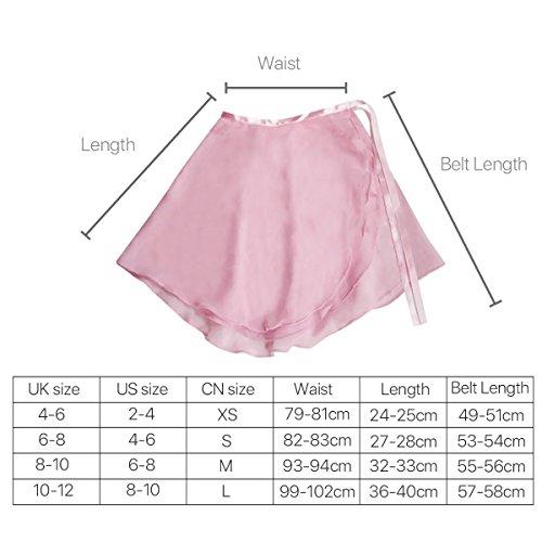 Pink Ballet Skirt - 9