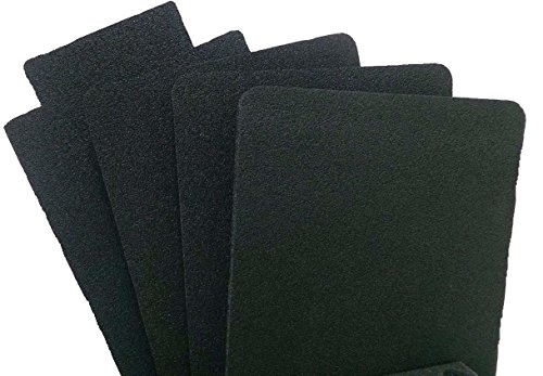 Pluck Black Polyethylene replacement foam for Pelican 1510. Perfect foam for making custom inserts.
