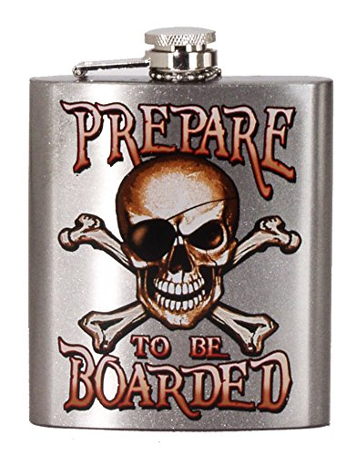 Spoontiques 15750 Pirate Flask, -