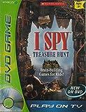 I Spy(TM) Treasure Hunt DVD Game