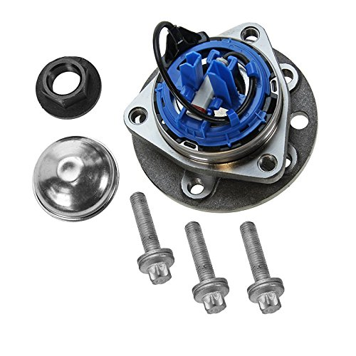 1x Radnabe mit Radlager mit ABS Sensor vorne links rechts passend