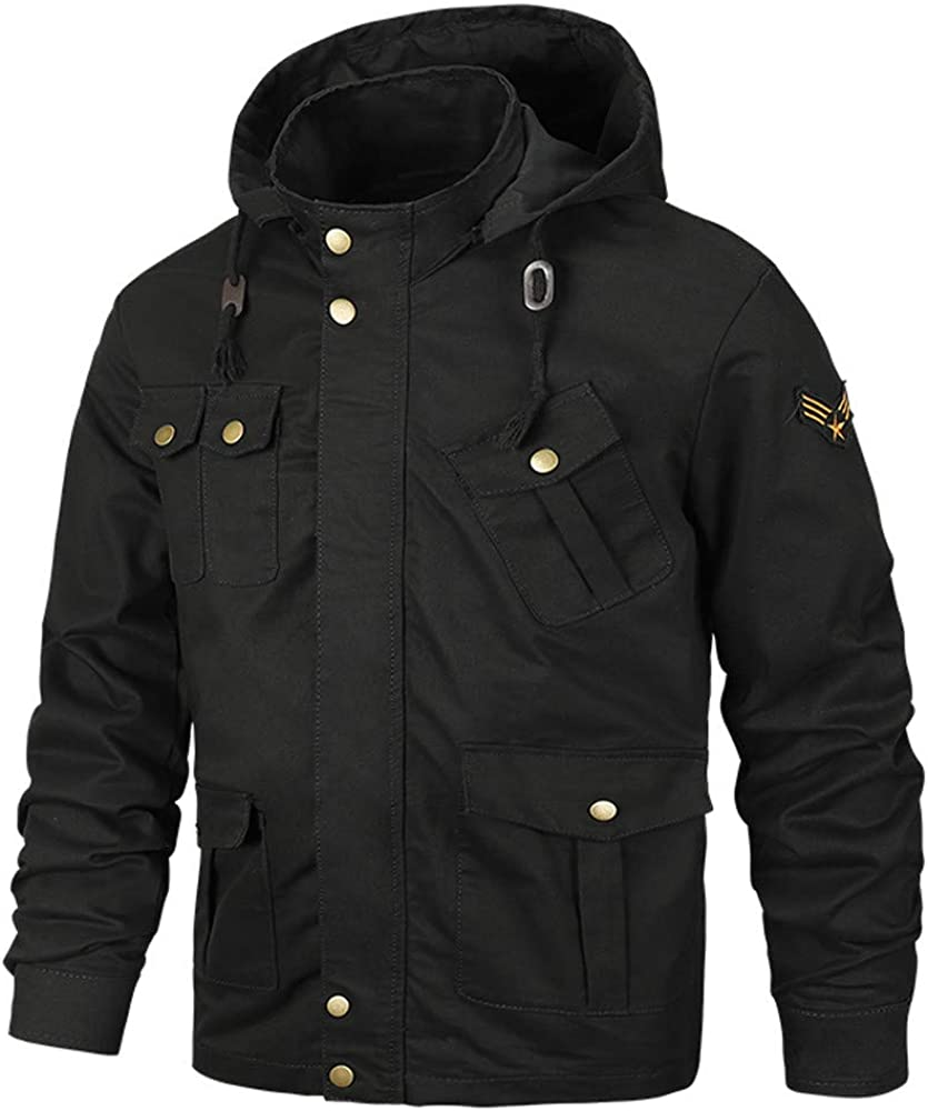 Pandaie-Mens Product Waterproof Winter Jackets for Men Leather Jacket Men