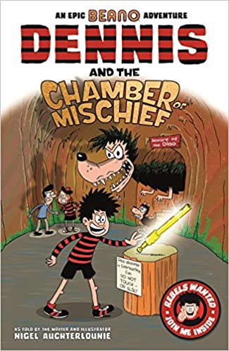 584f62d39c0e Dennis and the Chamber of Mischief (Beano)  Amazon.co.uk  Nigel ...