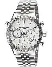 Freelancer White Dial Stainless Steel Men's Watch 7740-ST-30001