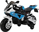 Licensed BMW I8 12V Electric Kids Ride on Car with Remote - Blue - New