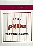 1980 PHILADELPHIA PHILLIES PHOTO ALBUM MINT FREE TOPPS SCHMIDTCARLTON CARDS