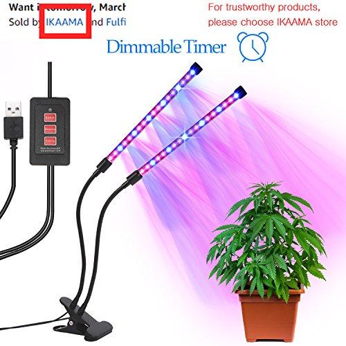 Led Grow Light For 2 Plants - 6