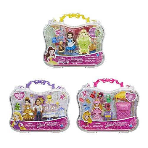 - Disney Princess Little Kingdom Story Moments 3-pack