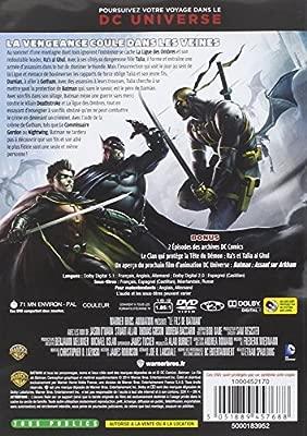 Le Fils de Batman [Francia] [DVD]: Amazon.es: Ethan ...