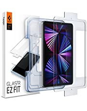 Spigen EZ Fit Tempered Glass Screen Protector for iPad Pro 11 inch 2021/2020 / 2018 and iPad Air 4 10.9 inch - 1 Pack