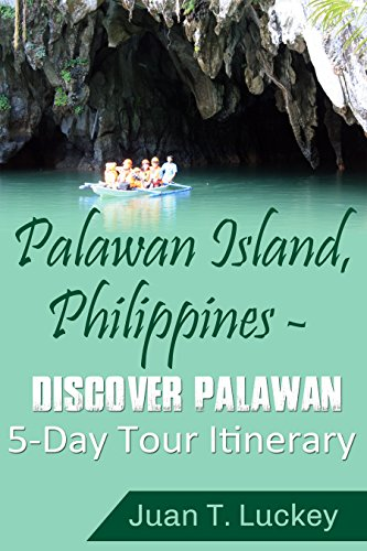 Palawan Island, Philippines - Discover Palawan 5-Day Tour Itinerary