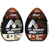 MIO Liquid Concentrate, Iced Mocha Java and Iced Vanilla Java