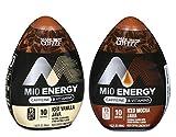 iced mocha mix - MIO Liquid Concentrate, Iced Mocha Java and Iced Vanilla Java