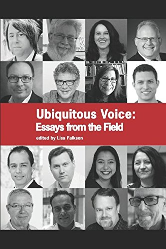 Ubiquitous Voice: Essays from the - Interface Voice