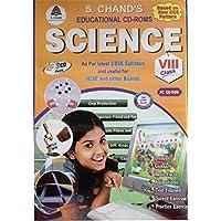 S.Chand Class VIII Science CBSE (CD)