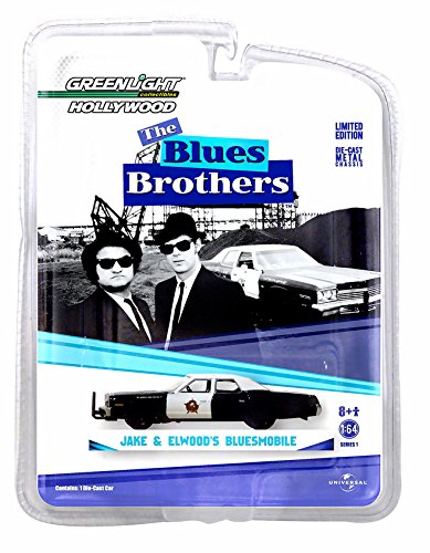GreenLight Collectibles Blues Brothers (1980) - 1974 Dodge Monaco
