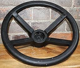 MTD Cub Cadet #731-0806 MTD Cub Cadet White Outdoor Yard Man Steering Wheel NOS 931-0806