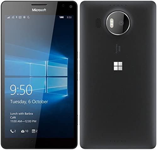 Microsoft Lumia 950 XL 32GB 4G Negro: Amazon.es: Electrónica