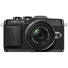 Olympus V205071BU000  PEN E-PL7 w14-42mm 2R Lens (Black) 16MP Compact System Camera with 3-Inch LCD